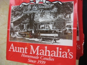 Aunt Mahalia's Candy Shop